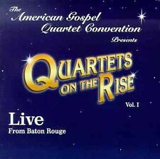 Barnes, Brother & Sister, Tra-Ve: Quartets on the Rise, Vol. 1  Audio Cassette