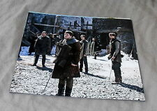 Josef Altin * les miserable, Boy a *, original signed foto en 20x25 cm