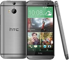 HTC One M8 - 32GB -(Unlocked)Smartphone 5.0 inches 4G LTE NFC - Gray Color