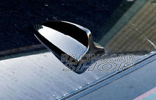 Real Carbon Fiber Shark Fin Antenna TRIM COVER For BMW E46 E90 E92 M3 E82