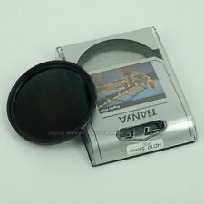 Tian Ya 58mm 58 mm Neutral Density ND 10 ND10 Lens Filter for Camera Camcorder