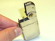 LUCIFER POCKET WICK LIGHTER W. FRENCH TAX STAMP -BREVETE S.G.D.G. - 1930 -FRANCE