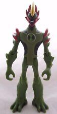 BEN 10 Alien Force Swampfire 4in Action Figure Bandai 2008