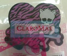 ☀️NEW MONSTER HIGH Clawsome Magnet Clip McDonalds Halloween Toy Cake Topper