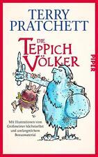 Die Teppichvölker: Illustriert vom Großmeister höchstselbst und mit umfangreiche