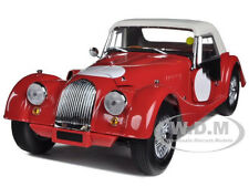 MORGAN 4/4 RED W/WHITE TOP & SIDE CURTAINS 1/18 BY KYOSHO 08114
