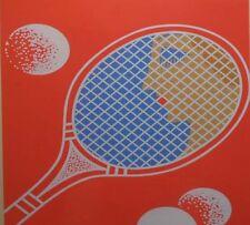 """Erte    (Romain De Tirtoff)   """"Tennis""""   MAKE OFFER  DSSBA"""