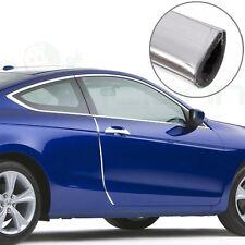 4x strisce strisca profilo cromato salvaporta auto profili paracolpi auto tuning