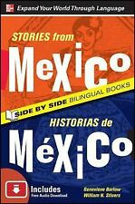 Stories from Mexico/Historias de Mexico, Second Edition by Genevieve Barlow...