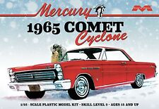 Moebius 1965 Mercury Comet Cyclone, 1/25, New (2016), Factory Sealed Box