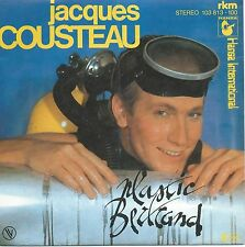 "Plastic Bertrand - Jacques Cousteau: mit Product-Facts (7"" Single Germany 1981)"