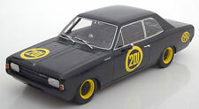 BoS 1967 Opel Rekord C #201 black Witwe  Limited Edition of 1000 1:18*Rare!