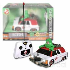New Ghostbusters Radio Control ECTO-1 With Glowing Slimer Figure RC Official