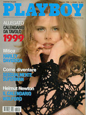 PLAYBOY/ GEN/1999 * HARLEY DAVIDSON * SESSUALMENTE SUPERMAN * TIFFANY TAYLOR *
