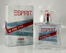 Esprit Jeans Style Woman 50ml EDT Eau de Toilette Spray Verpackung 1B