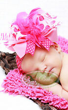 hot SELL Baby Feather Pad headband Bow flower hair band FASCINATOR Accessorie j7