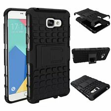 Case/Cover For Samsung Galaxy A5 (2016) With Stylus + Cloth  / Kickstand Black