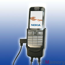 Carcomm Power Cradle for Nokia E52 E55 Mobile Car Charger Dock Kit