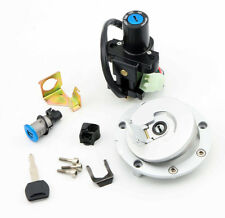 Honda CBR1000RR 04-07 CBR600RR Ignition Switch Lock Fuel Gas Cap Key Set NEW