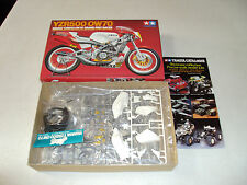 TAMIYA YAMAHA YZR 500 (OW70)  GRAND PRIX RACER IN 1/12 SCALE