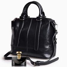 Womens Fashion Vintage Real Leather Handbag New Designer Tote Shoulder Bag