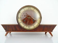 JUBA Schatz Vintage 1960s German Mantel Retro Shelf Clock (Junghans Hermle era)