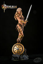 NIB ARH Studios Arhian Head Huntress Exclusive 1/4 Scale Figure #146/300, Signed