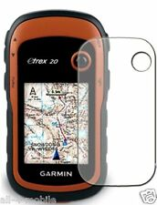 3 new front anti scratch screen cover guard film for Garmin eTrex 20 / 30 - GPS
