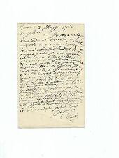 Cartolina Autografo Bibliofilo Lozzi Carlo a Tammaro De Marinis Libreria Firenze
