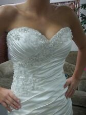 Wedding Dress Mori Lee 1822 size 8