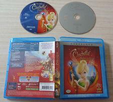 BLU RAY + DVD PAL WALT DISNEY CLOCHETTE ET LA PIERRE DE LUNE