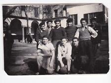 VERA FOTO SQUADRA DI CALCIO SAN GIORGIO 1936 DOMINANTE GENOVA 16-30