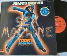JAMES BROWN Sex Machine Today POLYDOR LP