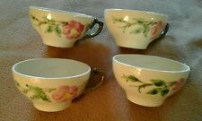 Franciscan Desert Rose Tea Coffee Cups & Saucers & Plates