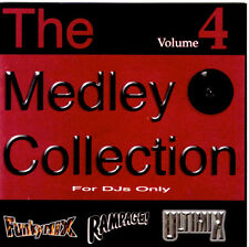 Ultimix Medley Collection Vol 4 Rock Reggae Hip Hop Old School Booty Medleys