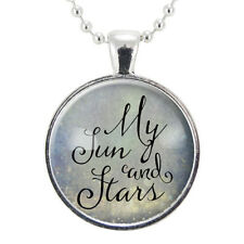 My Sun And Stars Necklace, Romantic Gifts For Girlfriend, Gift Ideas For Women