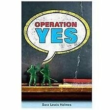 Operation Yes, Holmes, Sara Lewis, Good Book