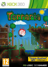 "XBOX 360 GAME "" TERRARIA "" FREE UK DELIVERY"