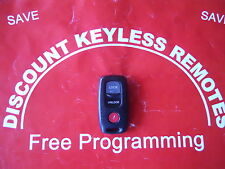 1-2001-2005 MAZDA -3 & MAZDA 6,KEYLESS  REMOTE  KPU41704  3-BUTTON  MODEL-41706