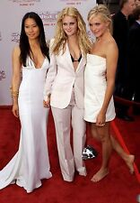 Lucy Liu - Drew Barrymore - Cameron Diaz Unsigned 8x12 Photo (2)