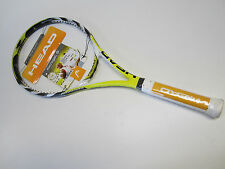 **NEW OLD STOCK** HEAD MICROGEL EXTREME MIDPLUS RACQUET (4 1/2)
