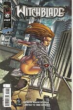Witchblade # 127 wizard world Philly Fantastic Realm