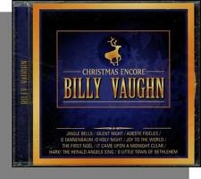 Billy Vaughn - Christmas Encore - New Easy Listening Music CD!