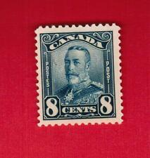 1928 # 154 ** F / VFNH  CANADA STAMP  KING GEORGE V   SCROLL ISSUE