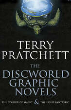 The Discworld Graphic Novels by Terry Pratchett NEW BOOK 0385614276