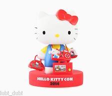 NIB Hello Kitty Con 2014 Bobblehead/Bobble Head: Gift Exclusive