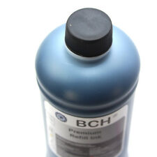 Premium PIGMENT 500 ml (16.9 oz) Black Refill Ink for HP