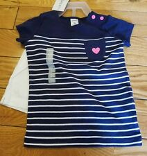 NWT Toddler Girl CARTERS 2-Piece Summer Set Size 3T $28