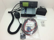 Globe Roamer Simoco SRM9000 AC Band VHF Mobile Radio with SRM9030 Control Head