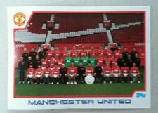 Topps Premier league 2012 Collection #203 Manchester United Team Group